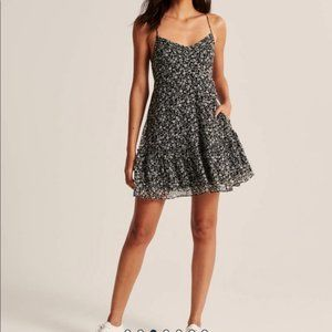 Abercrombie and Fitch Cami Swing Dress